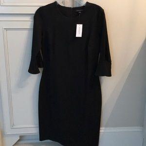 Brand new banana republic flutter sleeve dress